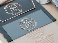 Invitation Inspiration - Kara Hoffman Weddings / Wedding Invitations