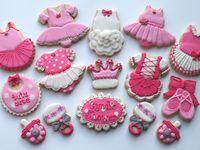 Cookies: Baby Shower