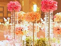 Centerpieces - Bring on the Bling (Crystals & Diamonds)