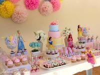 Eydies princess party