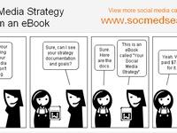 Cartoons and comics concerning Social Media topics