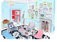 Design & Fashion Renderings:)