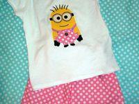 Baby minion clothes