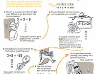 ... Equations on Pinterest | One step equations, Two step equations and