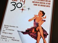 I want a rocking 30th Birthday Party! Gatsby theme!