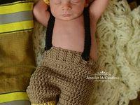 crochet (photo props)