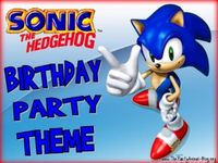14 best images about sonic on Pinterest | Birthday party ...