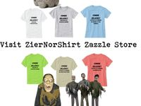 All about t-shirts / A collection of different types of t-shirt. All from funny t-shirt to art t-shirt.