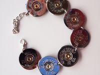Jewelry From Shotgun Shells