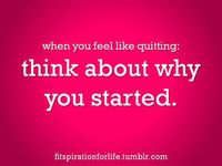 fitness things and quotes