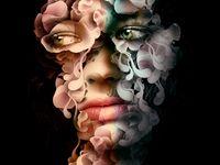 Experimental digital art