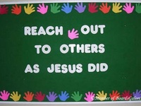 Sunday School- Bulletin Boards