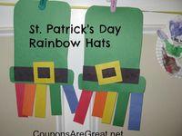 Preschool St Pat's day