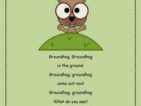 Groundhog's Day Preschool Theme