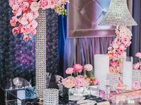 This board contains some of the most sassy and glamorous wedding decor ever! At Brides with Sass we can help you design the wedding of your dreams. Email stacie@brideswithsass.com for details!