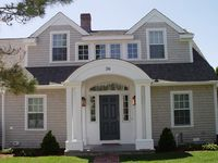 18 best images about dormers for auburn on pinterest for Cape cod dormer