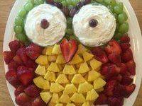 Fruit carvings, fruit displays & fruit designs