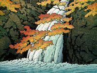 Japanese Wood Block Prints