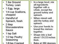 DASH/17Day/FlatBelly/21 Day Fix Diet recipes