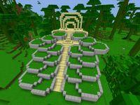 9 Idees De Jardin Minecraft Jardin Minecraft Minecraft Idees Minecraft