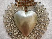 EX VOTOS, SACRED HEARTS & MILAGROS