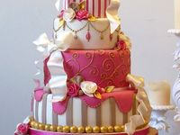 Wonderland the world of cake