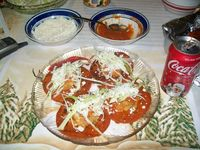 My mexi culture on Pinterest   Mexican Spaghetti, Green Spaghetti and ...