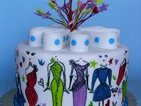 Fashion Cakes!