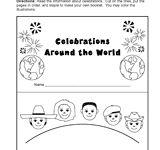 ... Studies on Pinterest | Kwanzaa, Passport and Family tree worksheet