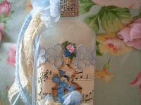 Altered bottles and jars