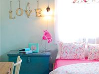 Girls bedroom ideas/ diy