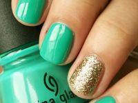 Nails for dances