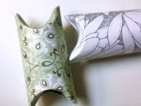 make with Toliet Paper Tubes.