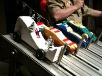 Scouts: B&G, PWD, & RGR