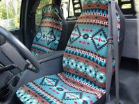 1000 images about roadtrek on pinterest valance for Garage seat valence