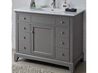 42 inch vanity bathroom vanity