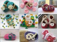 ... by Erica Dillard   Teddy Bear Patterns, Puff Quilt and Baby Booties