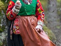 1 . Faces , Culture , Character Fashion Of People Around  The World .....