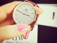 I ❤ Watches / All about Daniel wellington watch