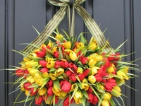 Wreaths, Christmas, Halloween, Easter, Valentines, Spring, Summer, winter