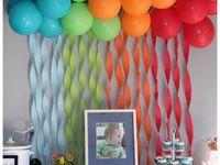 verjaardagsfeest decoratie