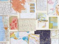 Globes, maps and the woman who loves them