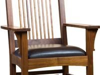 about Craftsman Style Rocking Chairs on Pinterest  Rocking chairs ...