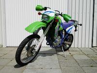 Kawasaki Klx 650 C 1993 Kawasaki Off Road Motorcycle Motorcycle