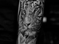 *Tattoos/Artwork*