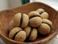 ... on Pinterest | Ginger Cookies, Peanuts and Chocolate Chip Cookies