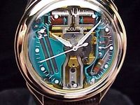Timepiece.