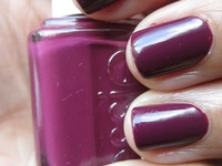 Celebrating the most delicious color of them all...plum.