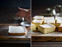 Non asian desserts / Magic custard cake
