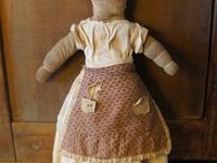 Early Rag Dolls